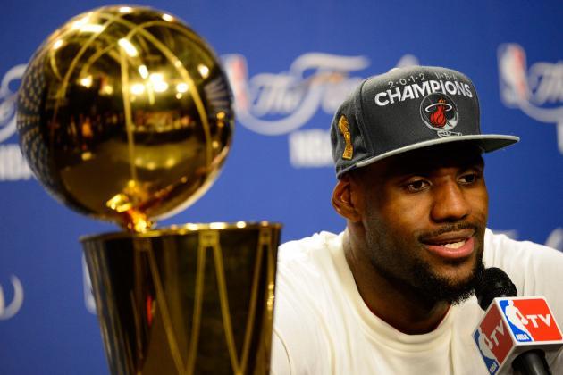 NBA Power Rankings: Who Will Prove LeBron James, Miami Heat Are One-Hit Wonders