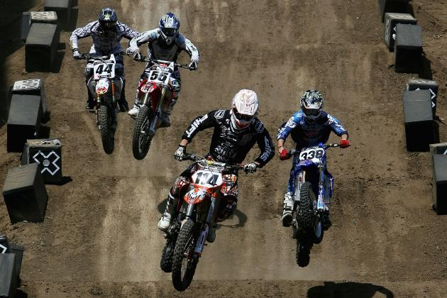 Summer X Games 2012 Schedule: Dates, Competitions, Event Info and More