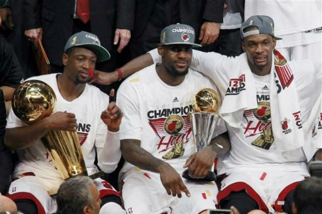 LeBron James, Miami Heat: Are the NBA Champions Villains or Heroes?