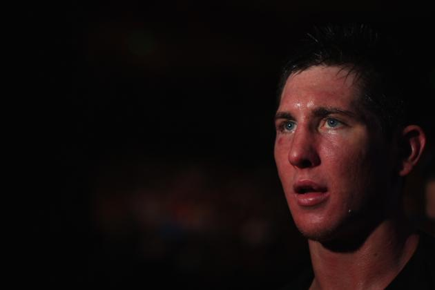 UFC on FX 4's Steven Siler: 'More Ex-Fighters Need to Become Judges'