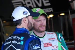 FYI WIRZ: NASCAR's Dale Earnhardt Jr. Takes Big Win into Right Turns at Sonoma