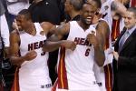 Heat Win NBA Finals Behind LeBron's Triple Double