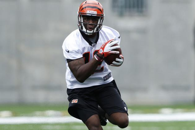 Bengals, Fantasy Owners, Could Hit Jackpot with Mohamed Sanu