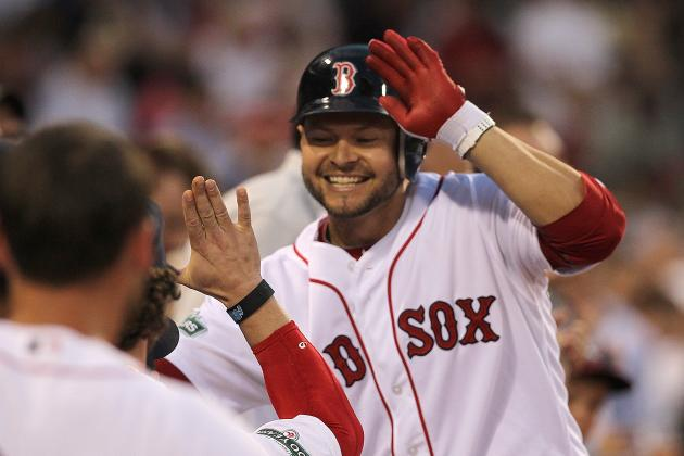Boston Red Sox: Does Cody Ross Deserve an All-Star Nod as a Reserve?