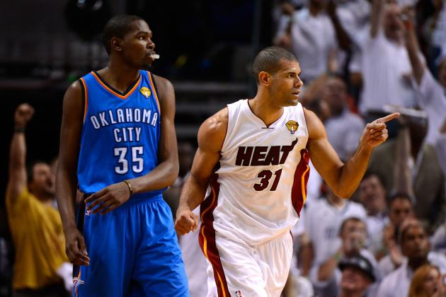 Heat vs. Thunder: Miami Role Players Who Deserve Roster Spot Next Year