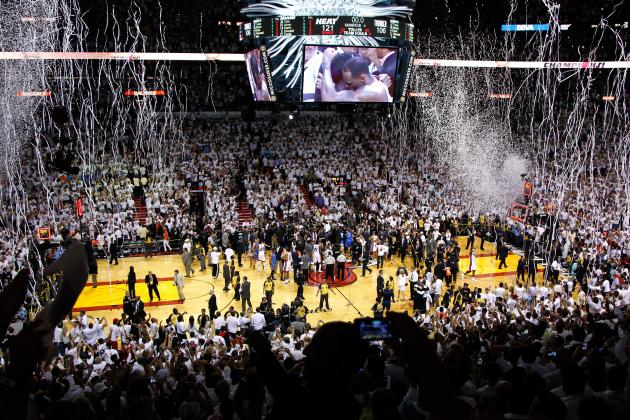 LeBron James and Dwyane Wade Lead Heat to NBA Title, Beat Their Critics Again
