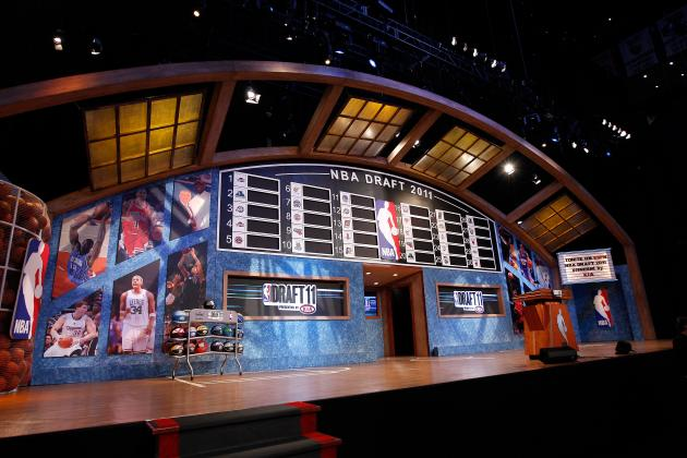 2012 NBA Draft Order: Complete 1st Round Listing