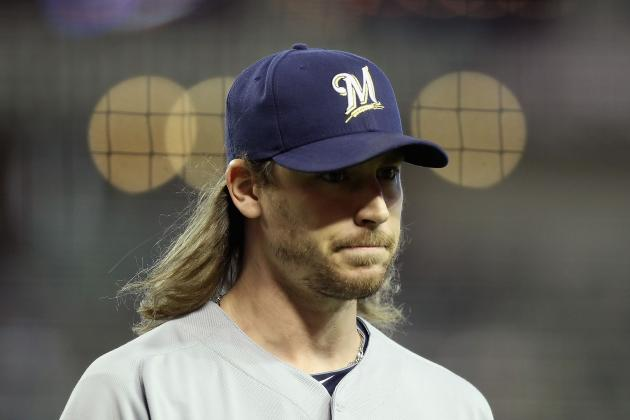 Milwaukee Brewers: Breaking Down John Axford's Regression This Season