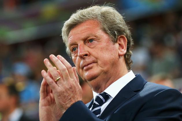 England vs. Italy: Lineup Changes Roy Hodgson Must Make to Defeat Italy