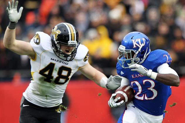 SEC Football Top 150 Players: No. 67, Andrew Wilson, Missouri LB