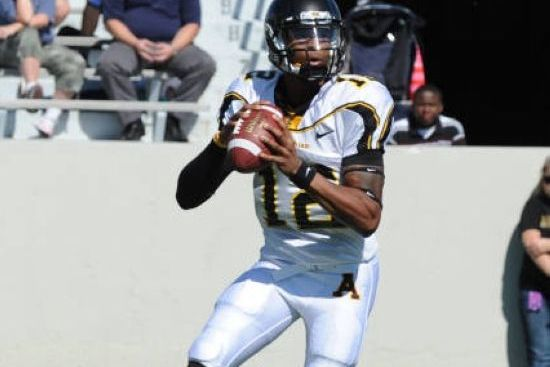 2012 College Football: Ranking the 9 Quarterbacks in the SoCon