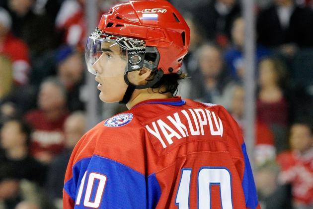 2012 NHL Draft: Nail Yakupov Sliding on Draft Day?