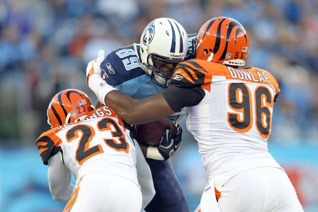 Snap Count Breakdown for the Cincinnati Bengals' Defensive Line