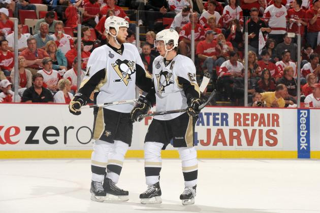 Pittsburgh Penguins: Trading Sidney Crosby Is Better Than Moving  Jordan Staal
