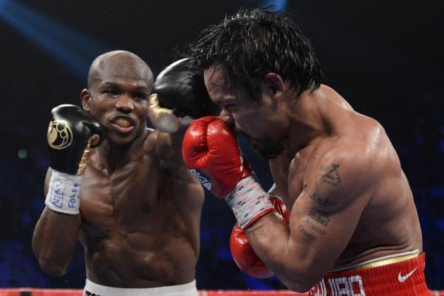 Pacquiao vs. Bradley: Timothy Bradley Contends Manny Pacquiao Is 'Declining'