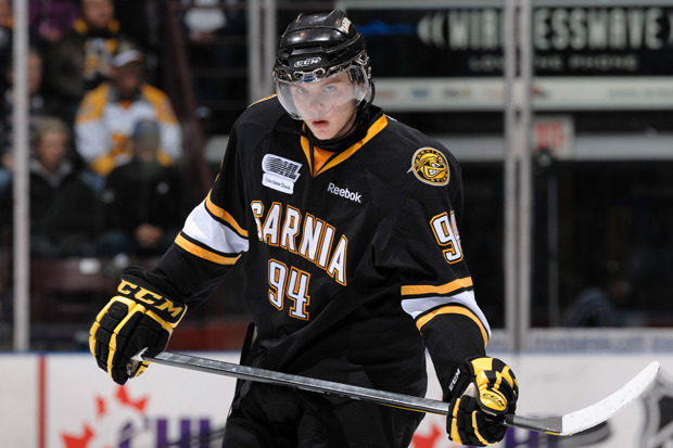 NHL Draft Start Time 2012: Centers You Can't Miss in Early Goings