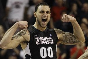 Kings Work Out Gonzaga Big Man Sacre