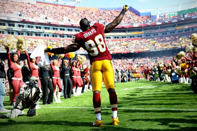 Washington Redskins: Setting Goals for Brian Orakpo and Ryan Kerrigan in 2012