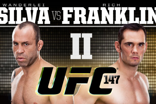 UFC 'Quick Break': Wanderlei Silva vs. Rich Franklin