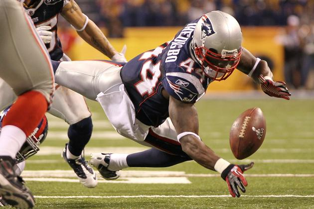 New England Patriots: Team Re-Signs Veteran Safety James Ihedigbo