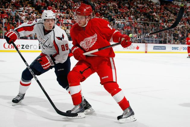 NHL Trade Rumors: Could Detroit Swing a Deal with the Washington Capitals?