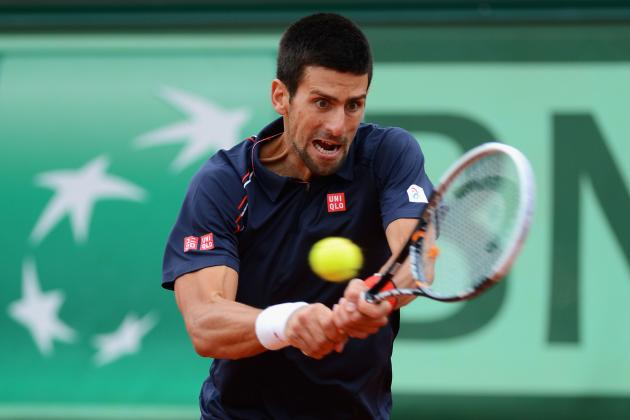 Wimbledon 2012 Draw: Breaking Down Novak Djokovic's Journey to Possible Repeat