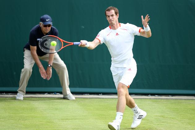 Wimbledon Odds 2012: Tough Draw Eliminates Andy Murray as Potential Favorite