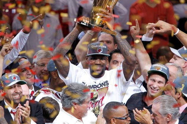 LeBron James: The NBA Star Who Is Hated by Many, but Not Me