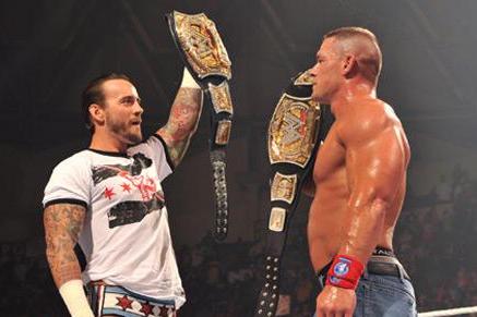 WWE Rumors: CM Punk vs. John Cena Being Planned for SummerSlam