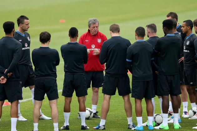 England vs. Italy Euro 2012: Can Roy Hodgson's Serie A Experience Help England?