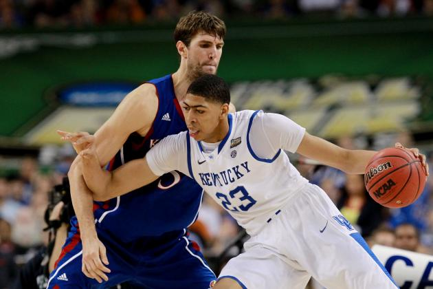 NBA Draft 2012: Why Anthony Davis Is the Consensus First Pick
