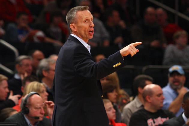 Mike Dunlap Eager to Begin Reign as Bobcats Head Coach