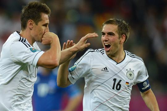 Germany vs. Greece Euro 2012: Thoughts on a Fantastic Quarterfinal