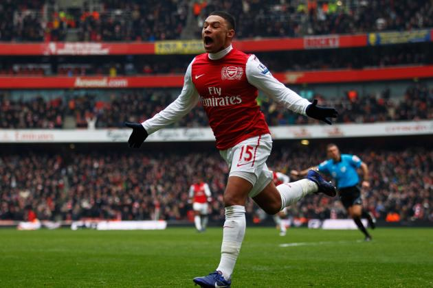 Arsenal Transfer News: Alex Oxlade-Chamberlain to Be Rewarded with Huge New Deal