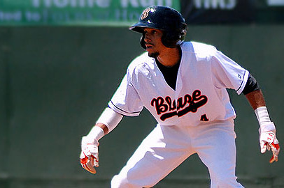 Billy Hamilton: The Bakersfield Blaze's Base-Stealing Bandit
