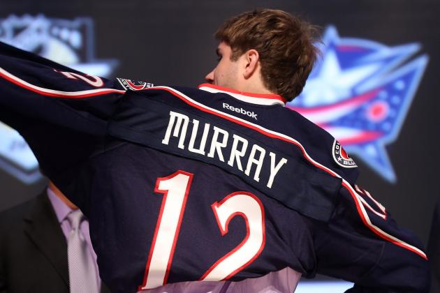 2012 NHL Draft Picks: Columbus Blue Jackets Make Most of Draft with Ryan Murray