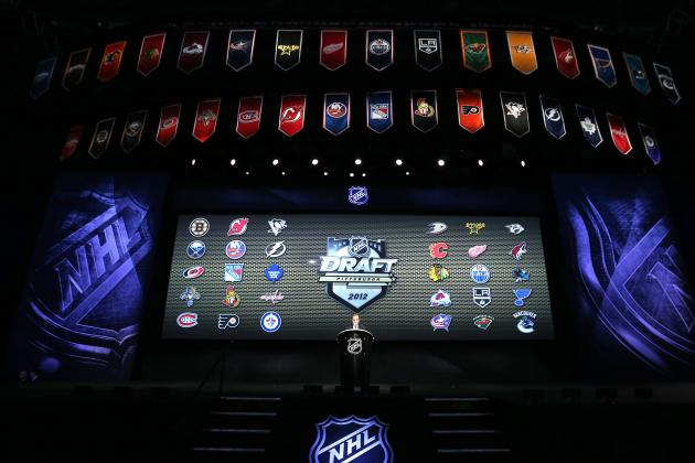 2012 NHL Draft Results: Pick-by-Pick Grades and Results for Day 2