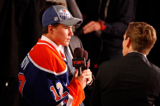 2012 NHL Draft Picks: Breaking Down the Top 5 Picks