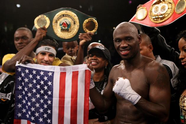 Report: Antonio Tarver Latest Boxer to Test Positive for Steroids