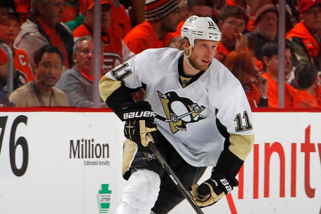 Penguins Shake Up Draft, Send Staal to Carolina