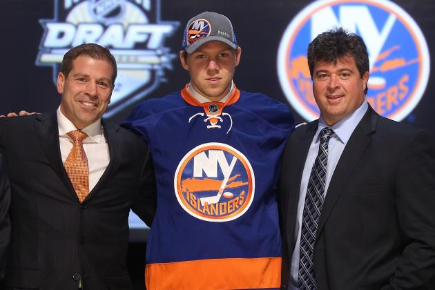 NHL Draft 2012: New York Islanders Draft Griffin Reinhart Fourth Overall