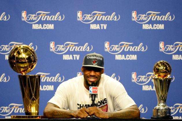 LeBron James Would Have Two Rings If He Had Come to the Chicago Bulls