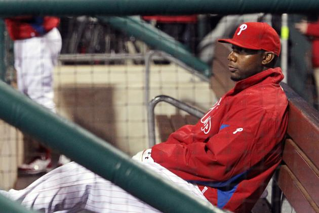 "Ryan Howard ""very Optimistic"" He'll Begin Rehab Assignment in the Next Week"