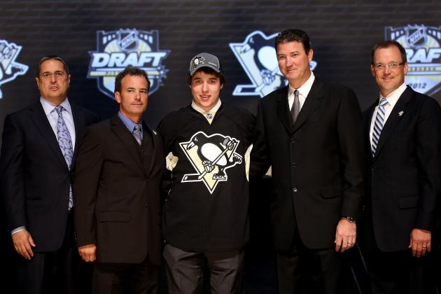 2012 NHL Draft Grades: Penguins Earn High Marks Trading Up for Derrick Pouliot