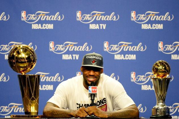 NBA Championship 2012: Why LeBron James and Miami Heat Will Win Another Title