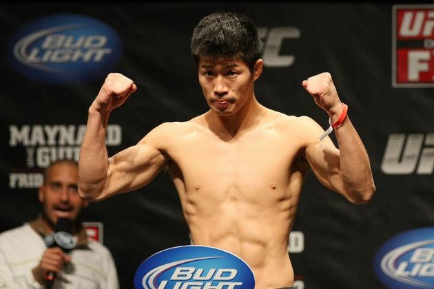 Hatsu Hioki Should've Taken the Title Shot at Jose Aldo During UFC on FX 4