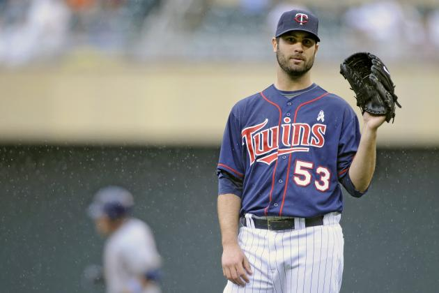 Nick Blackburn: Why the Twins' Pitcher Should Be Known as the Incredible Hulk