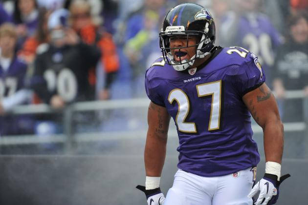 Fantasy Football 2012: Musts, Trusts and Busts Running Back Edition