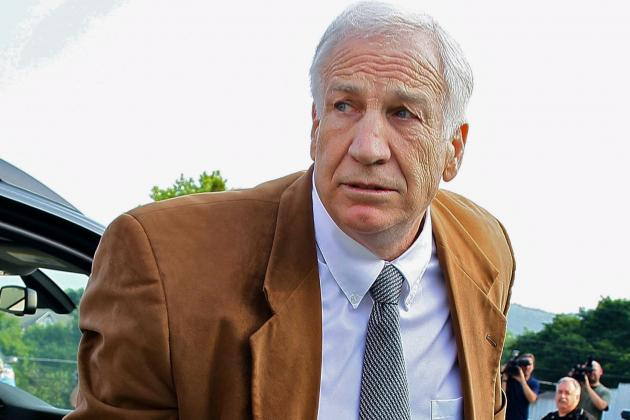 Jury Finds Jerry Sandusky Guilty on 45 of 48 Counts