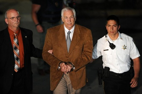 Jerry Sandusky Found Guilty on 45 Counts of Child Sex Abuse